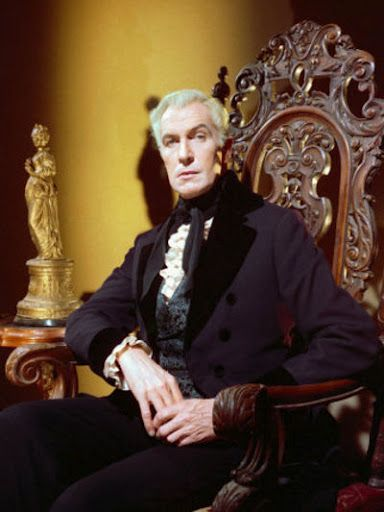 House Of Usher, Vincent Price, 1960 Canvas Print / Canvas Art by Everett