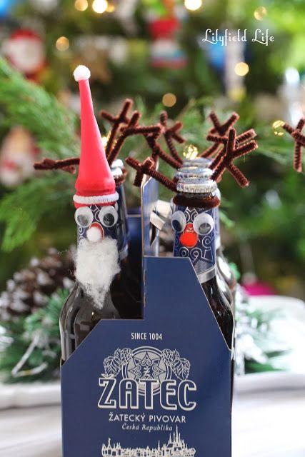 A bit of Christmas Cheer - Reindeer beer