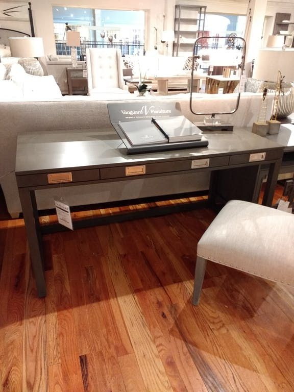 Thom Filicia Desk In 2019 Office Furniture Factory Furniture