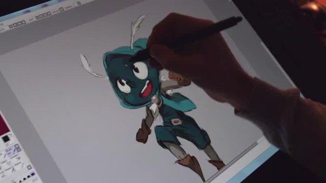 Après avoir conquis les joueurs en ligne et les lecteurs de mangas, Dofus éclot au cinéma.