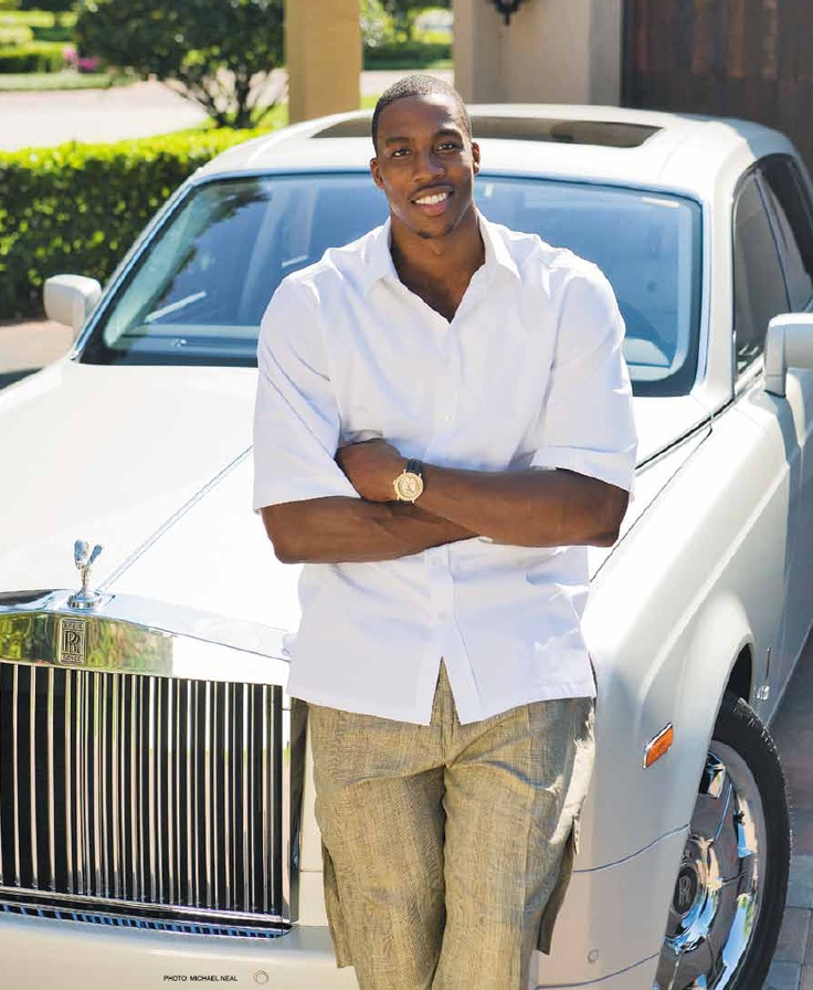 NBA Dwight Howard...yummy