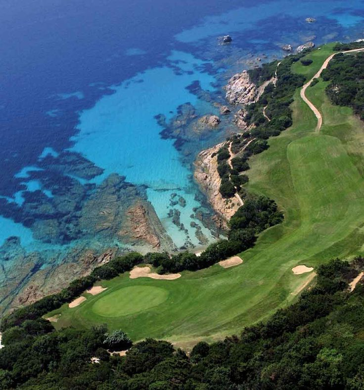 Sperone Golf Course, Corse - France