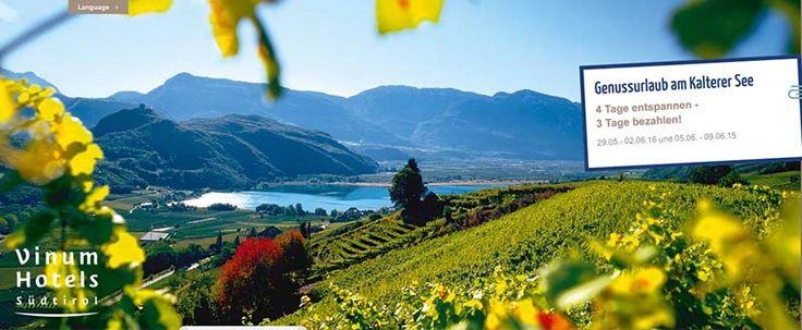 Das Hotel Seeleiten in Kaltern zählt zu den exklusivsten Hotels in Südtirol. Inmitten der atemberaubenden Landschaft um den Kalterer See befindet sich das 5 Sterne Wellnesshotel. Genuss und Verwöhnung werden in diesemWeiterlesen...