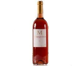 San-Marcos || Marquitos Oro Rosado - Vino de la Tierra de Extremadura fluido, ligero, brillante, de color rosa grosella e intensidad media alta.
