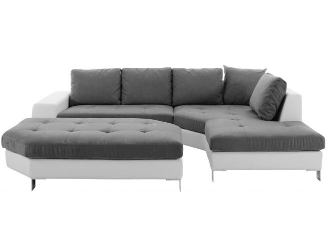 chaise longue cuir fly canape blanc angle canapac dangle gris blanc canape conforama cuir blanc. Black Bedroom Furniture Sets. Home Design Ideas