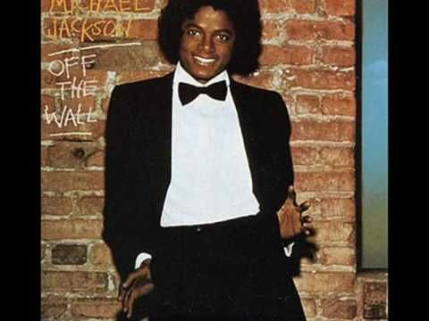 Michael's It's The Falling In Love - Off the Wall. Keva xo