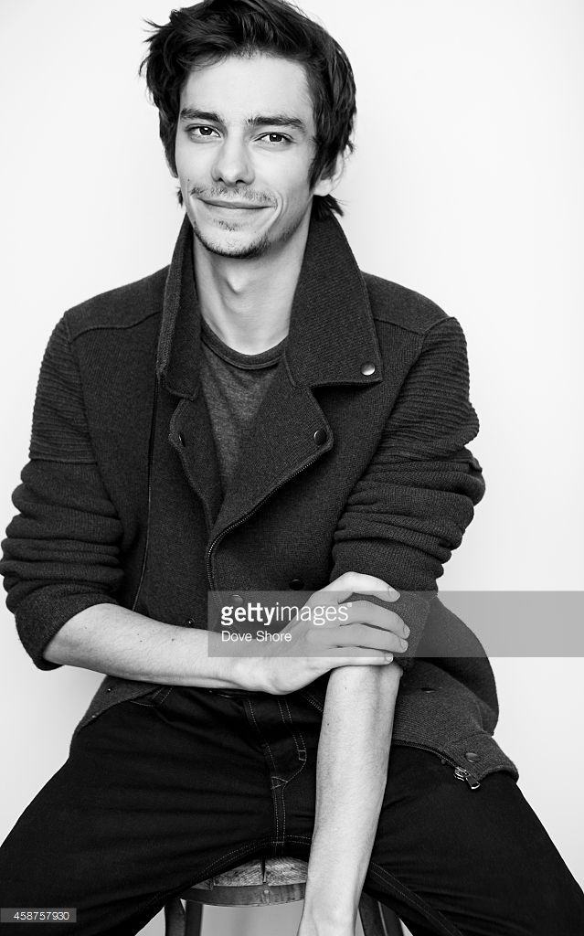 Actor Devon Bostick is photographed for Self Assignment on March 2, 2014 in Los Angeles, California.