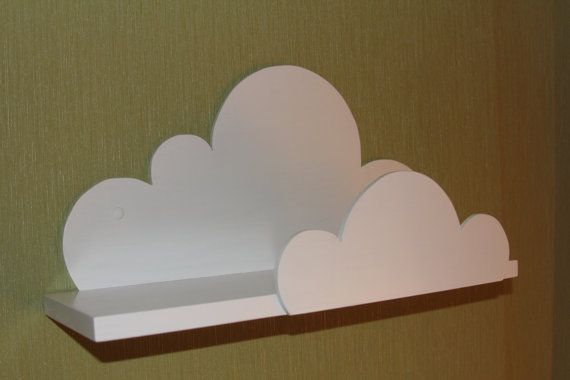 Cloud-Regal für Kinder Zimmer Baby Kinderzimmer von ArtStudioBrusok