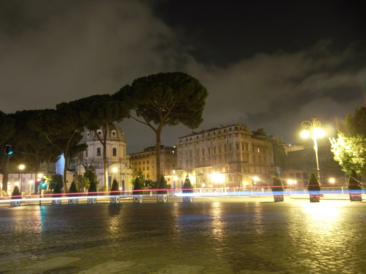 rome at night 3