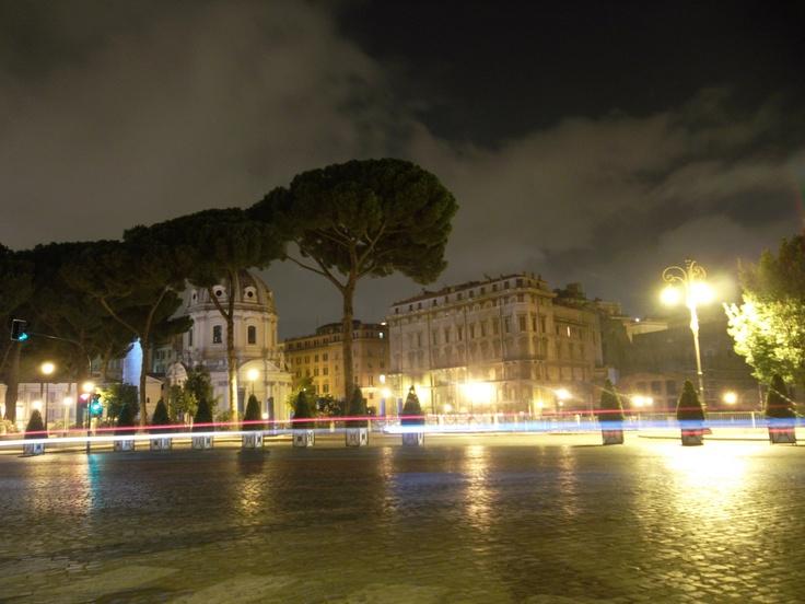 rome at night 3
