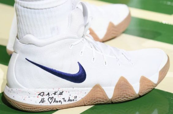 "Release Date  Nike Kyrie 4 Uncle Drew Kyrie Irving s ""Uncle Drew"" movie will 5c2fd9001"
