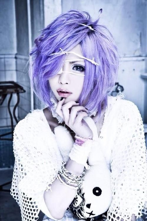 visual kei                                                                                                                                                                                 More