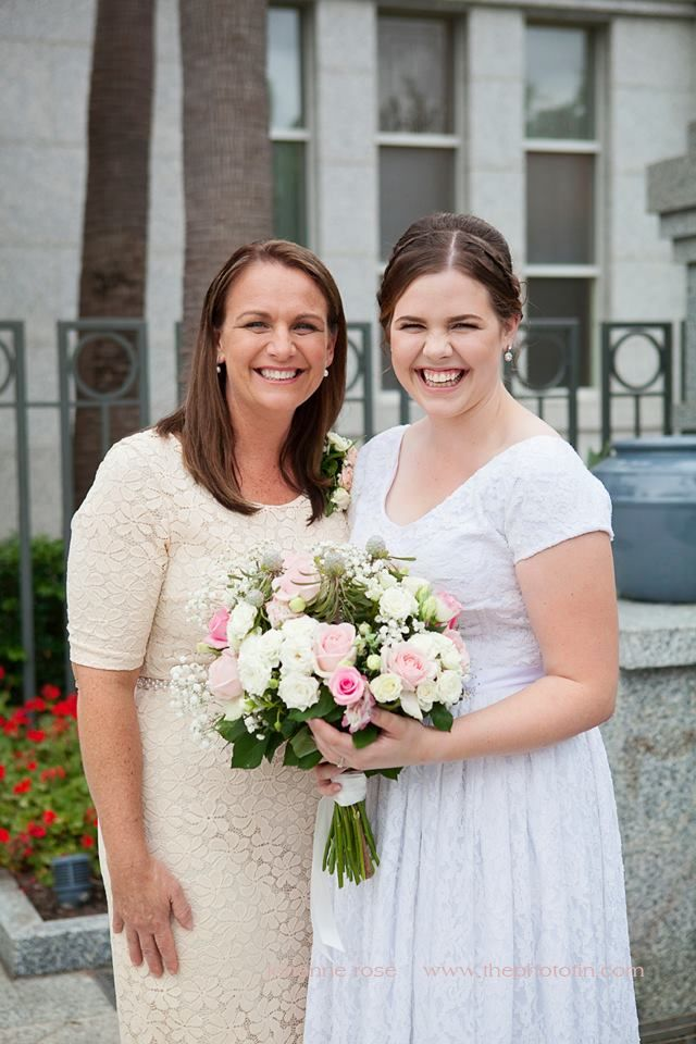Mother of the Bride looking stunning with Sarah!