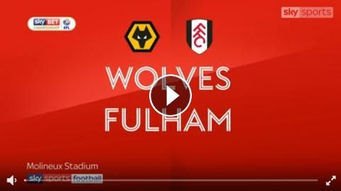 Video: Wolverhampton vs Fulham Highlights and Goals Online - Sky Bet Championship - Tuesday 3, November 2017 - FootballVideoHighlights.com. You are wa...