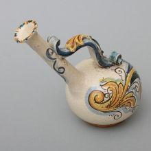 Bottiglia olio in cramica