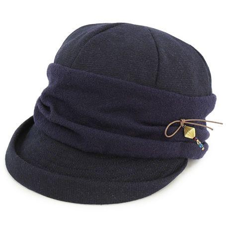 ウールドレープキャスケット - CA4LA(カシラ)公式通販 - 帽子の販売・通販 -