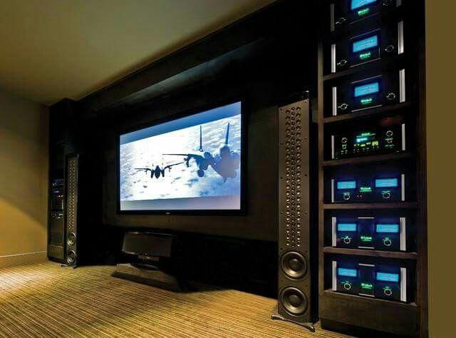 Mcintosh Home Theater Audio Video Home Theatre Tech