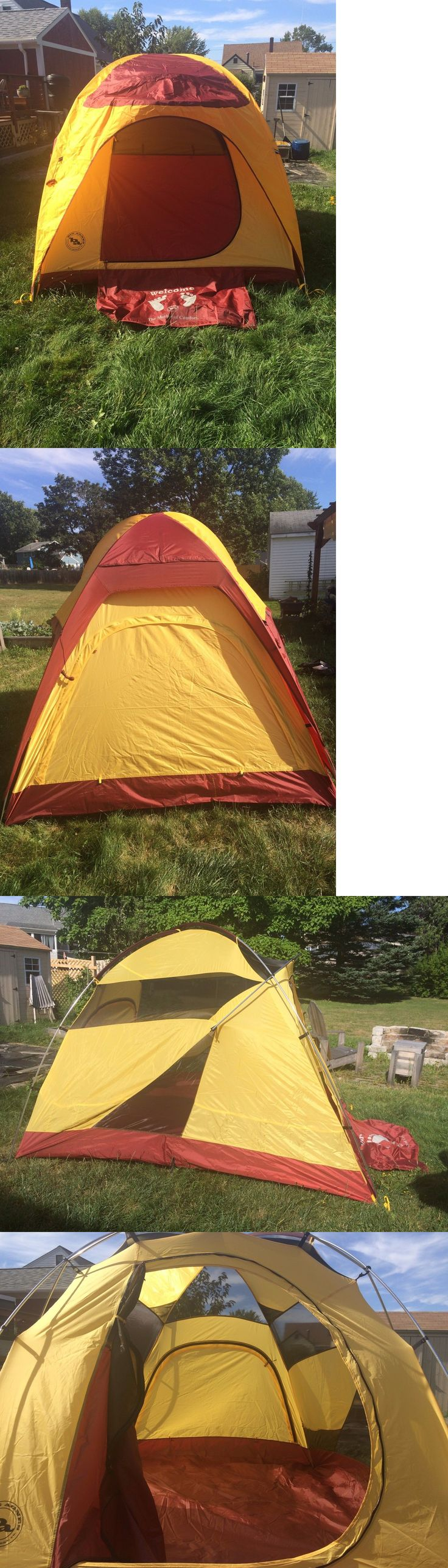 Tent and Canopy Accessories 36120: Big Agnes Big House 4 Person Tent -> BUY IT NOW ONLY: $200 on eBay!