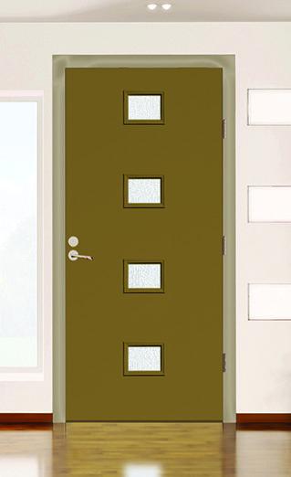 Modern Doors Therma Tru Mid Century Modern Doors