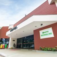 Hotel Nacional Inn Iguaçu - 4 estrelas, #FozdoIguaçu - 1.948 avaliações positivas.  Faça um tur online! Visitar Agora!