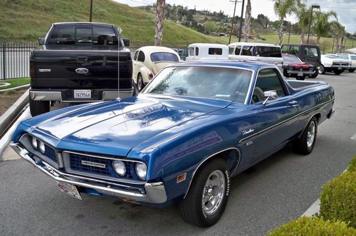 Ford Trucks Cars >> 1971 Ford Ranchero. | 1970's Cars and Trucks | Pinterest | Ford, Cars and Ford trucks