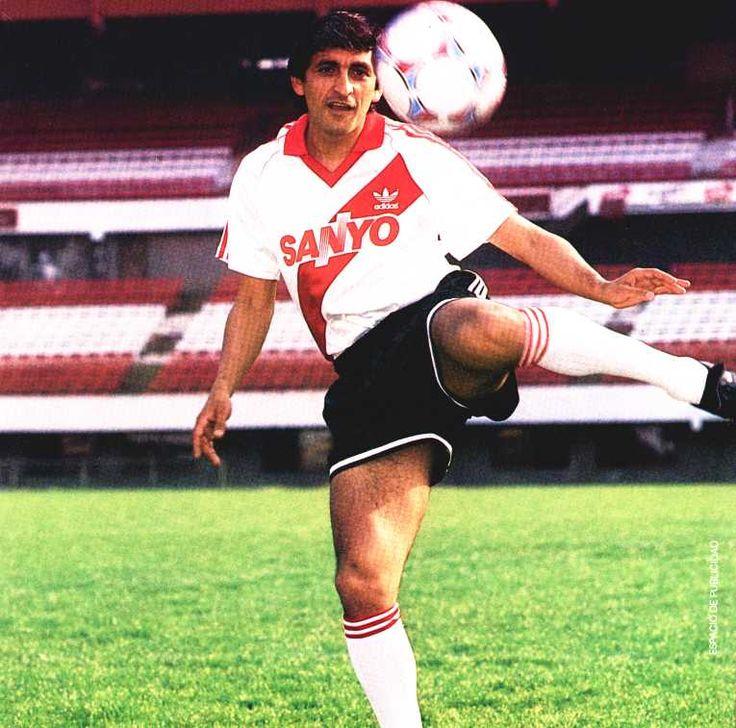 Ramon Diaz. #River #Clasico #Idolo #Sanyo