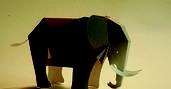 Duarte PaperArt #elephant #paper $6.45