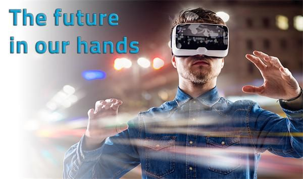 The Future Is In Our Hands