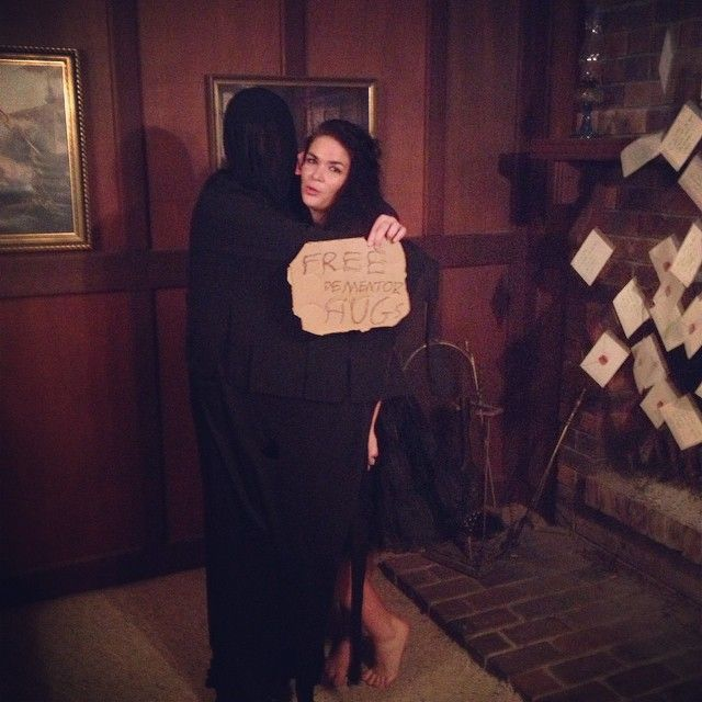 66 DIY Harry Potter Halloween Costumes For the Wizards at Heart Dementor