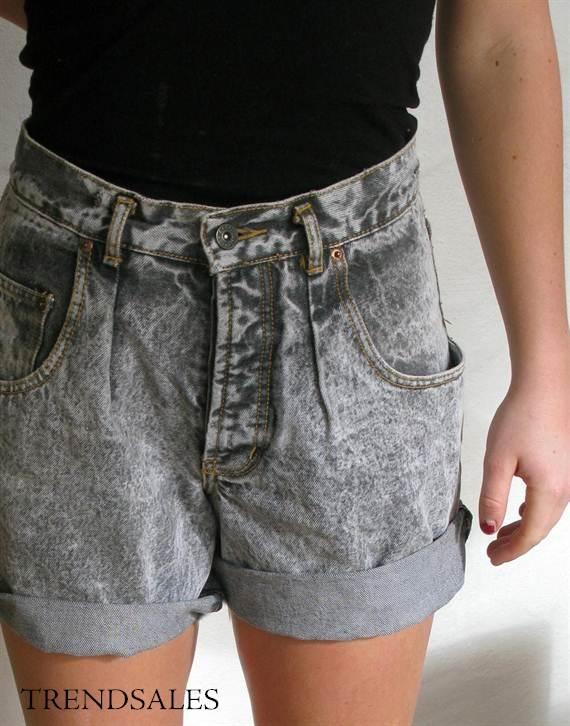 Gap Højtaljede shorts
