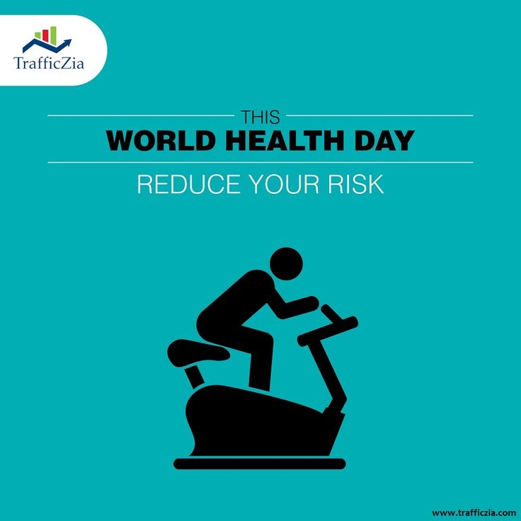 The greatest #wealth is #health. #TrafficZia wishes you all Happy #WorldHealthday!!!