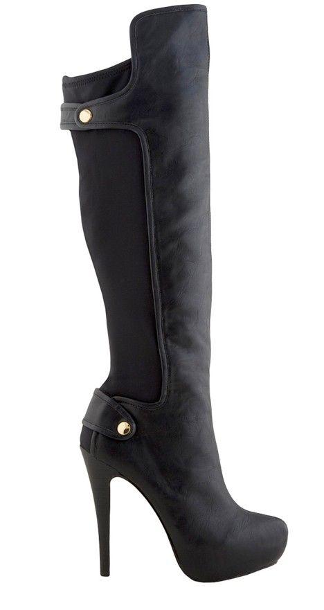 Knee Hi Boots