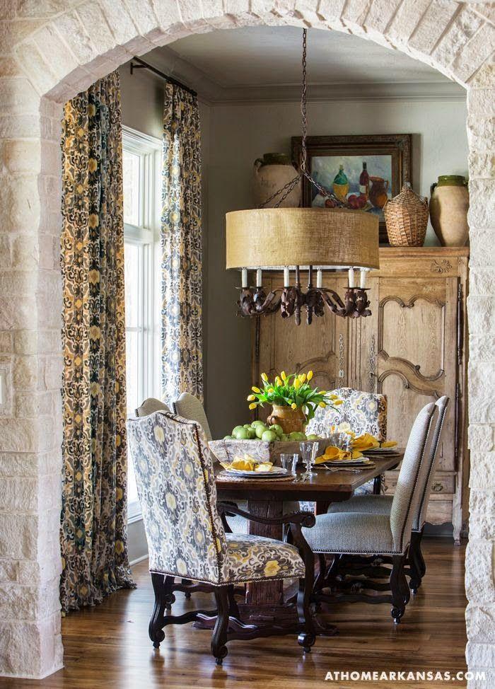A Stroll Thru Life: Dining Room Makeover & Inspiration Pics