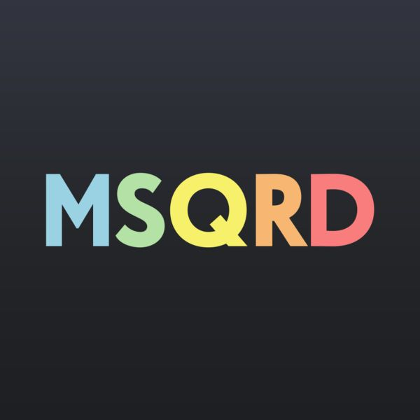 MSQRD  Live Filters & Face Swap for Video Selfies