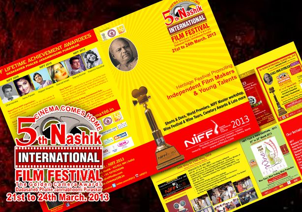 The clients Metro Foundation of India had already done their previous project Cinema 100 with us and now they wanted print media designing for their awards event as well