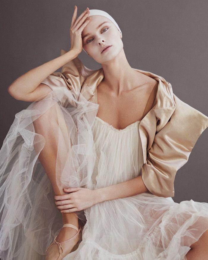 фотосессия в стиле балет как сделать