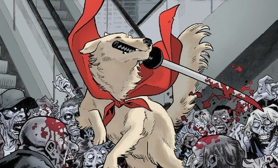 Oni Press October 2017 cover