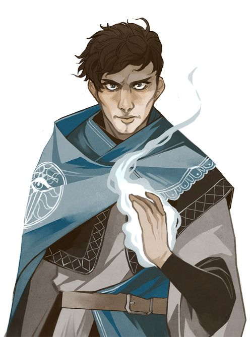 After seeing the amazing character creator, I feel pretty confident that I can do whatever I want with Inquisitor designs and be safe. TIME TO GET ATTACHED TO SOME CONCEPTS. He's not going to be my first Inquisitor, but he was the easiest to draw!