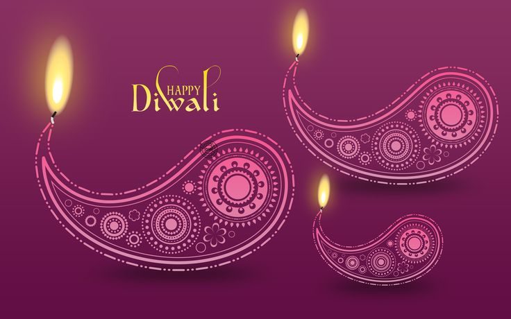 Beautiful Hd Happy Diwali With Candles Wallpaper: 17 Best Images About HAPPY DIWALI On Pinterest