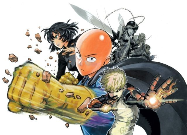 one punch man - Google Search