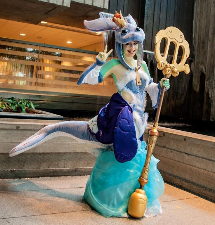 Cosplay Nami - League Of Legends.