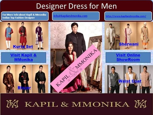 Every man would like to get a fashionable outfit and get a perfect match with the fashion statement. So you can get Designer dresses for men in our stores