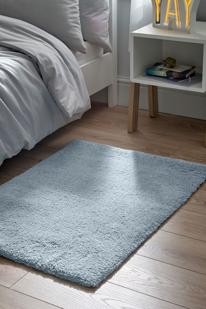 Next Supersoft Rug Blue In 2020
