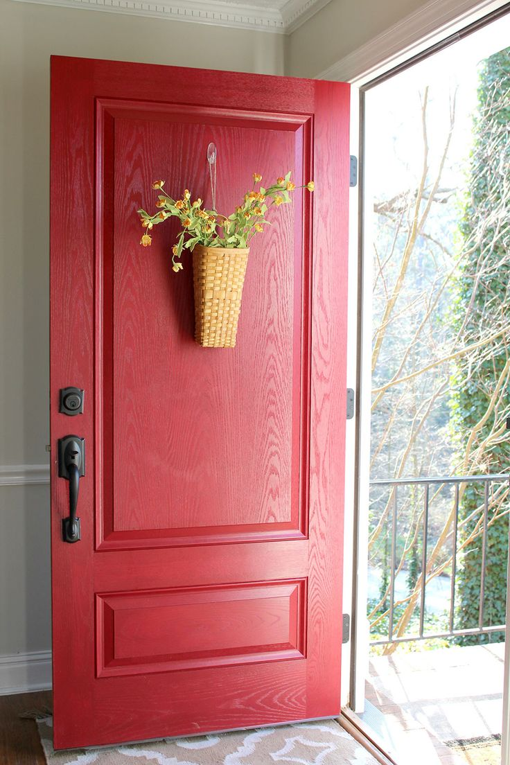 17 best images about front door paint projects on - Front door color ideas ...