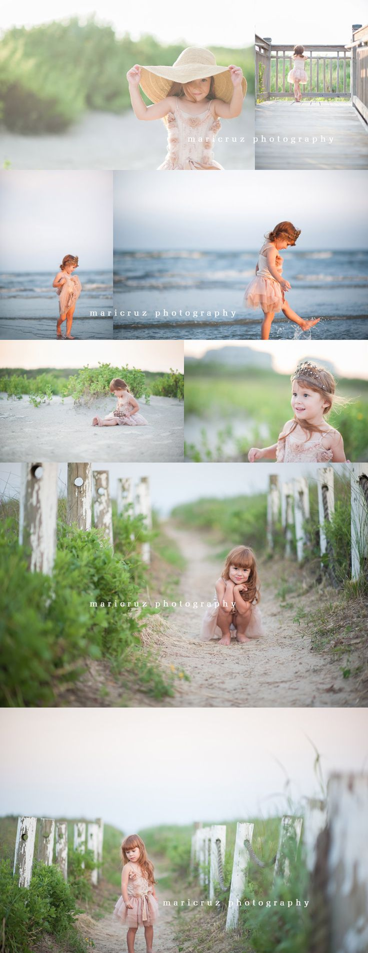 Beach photo ideas. Courtesy of Galveston TX Child Photographer. #beach #togally #photo