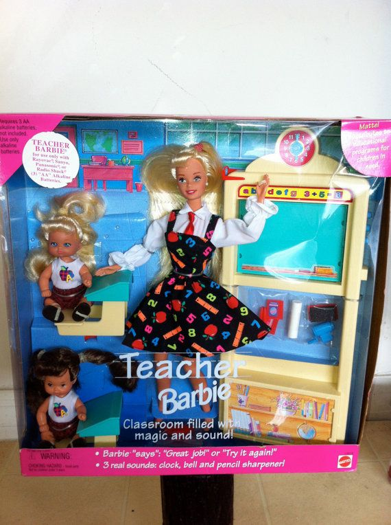 Special Edition Holiday Barbie 1989 by DemicakesCollectible, $150.00 Wow! if i knew i would have kept this in the box