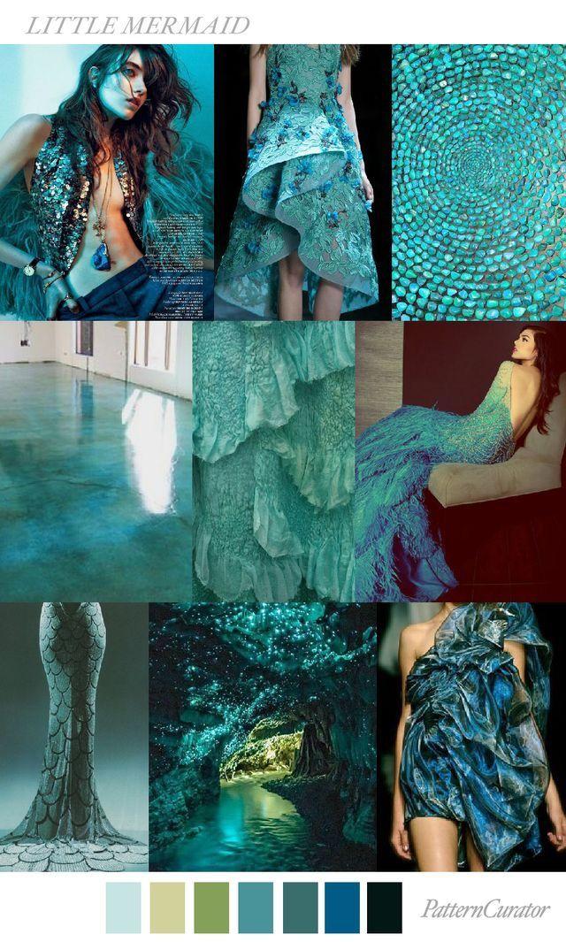 Colour Magic: Little Mermaid (Source: Pattern Curator)