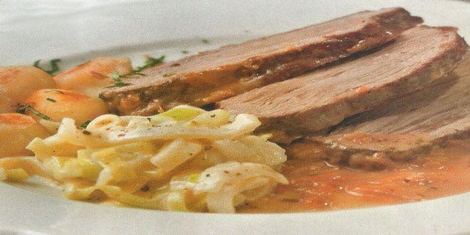 Sobrecostilla a la Cacerola, una imperdible Receta paso a paso para seis personas. Estos son los ingredientes y el modo de preparación.