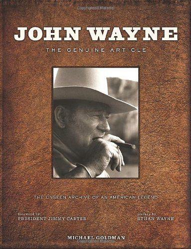 John Wayne: The Genuine Article by Michael Goldman,http://www.amazon.com/dp/1608871169/ref=cm_sw_r_pi_dp_GnZysb0SNQHV2P76