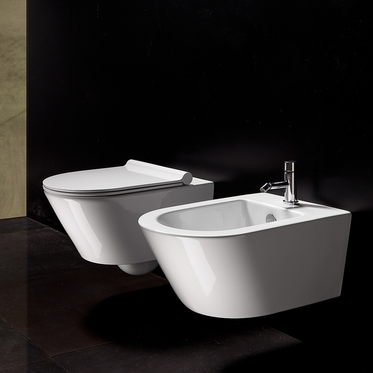 Zero Wc/bidet 55 | Ceramica Catalano